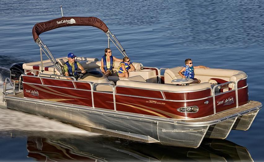 2012 G3 SunCatcher LX3 25 Cruise