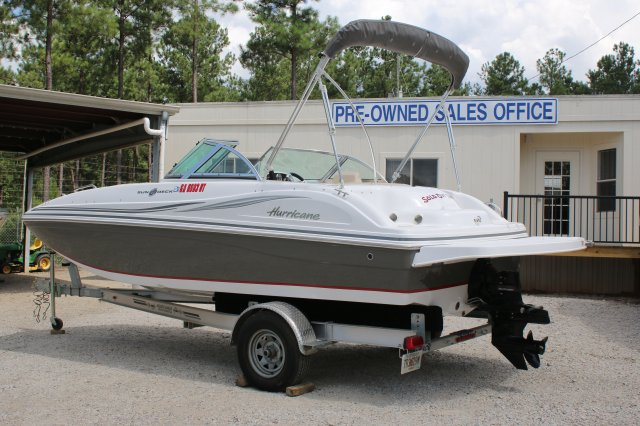 Hurricane Sd 187 Boats For Sale