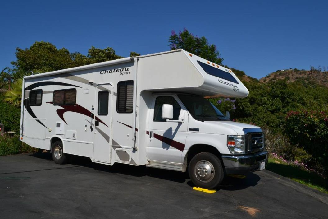 Thor four winds 25c rvs for sale in escondido california for Thor motor coach four winds