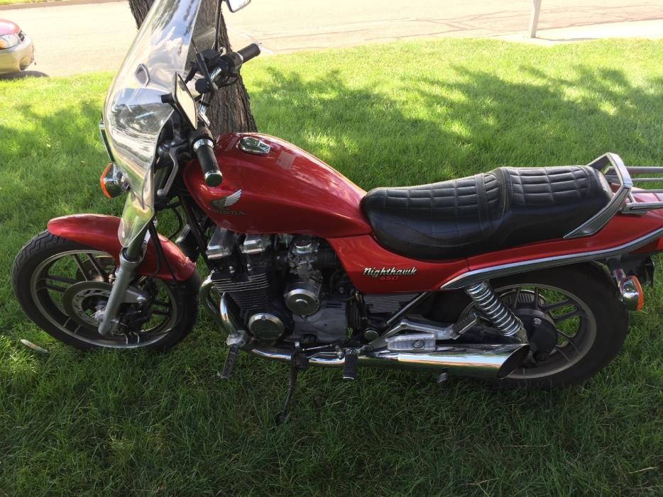 Honda Motorcycles For Sale Overland Park >> 1984 650 Nighthawk Motorcycles for sale
