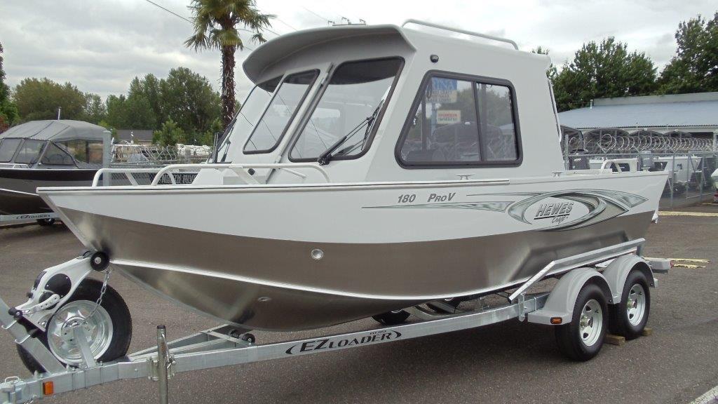 Hewescraft Pro V Et boats for sale
