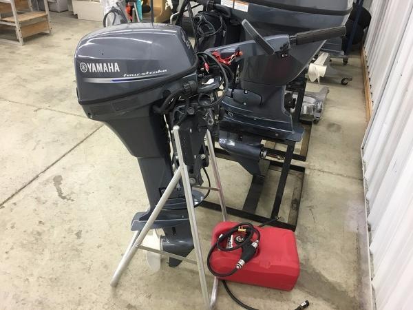 2013 Yamaha Marine T9.9LPHA