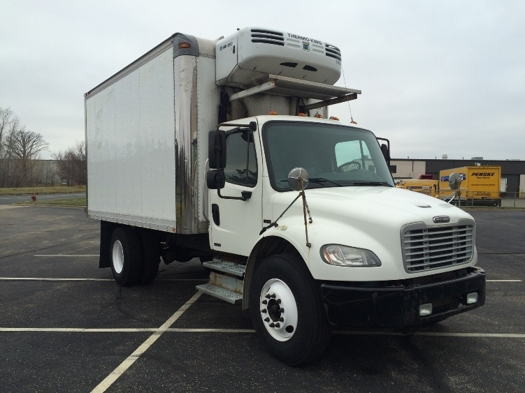 2009 Freightliner Business Class M2 106 Refrigerated Truck