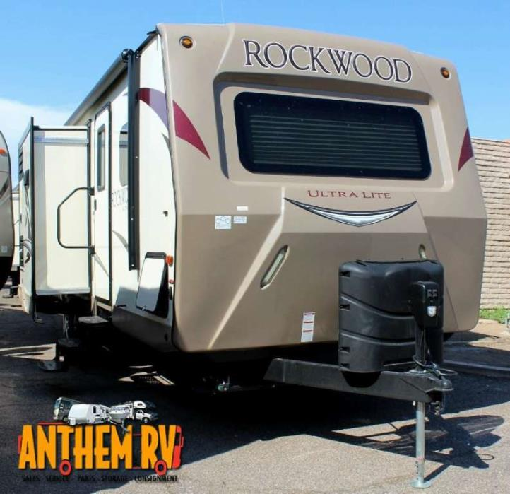 2017 Forest River Rockwood Ultra Lite 2607A