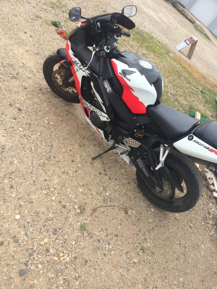 2001 Honda CBR 929RR