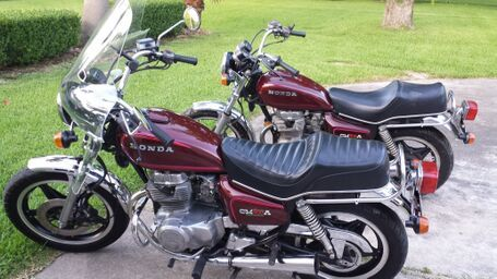 1979 honda cm400 motorcycles for sale for Honda motorcycle dealers maine