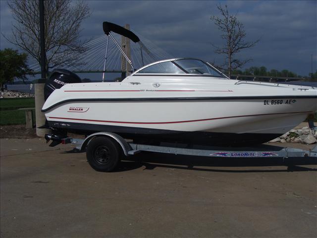 2006 Boston Whaler 180