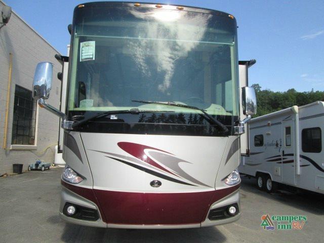 2017 Tiffin Motorhomes Phaeton 40 AH