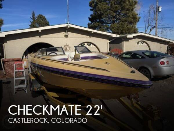 2000 Checkmate 218 Persuader BR