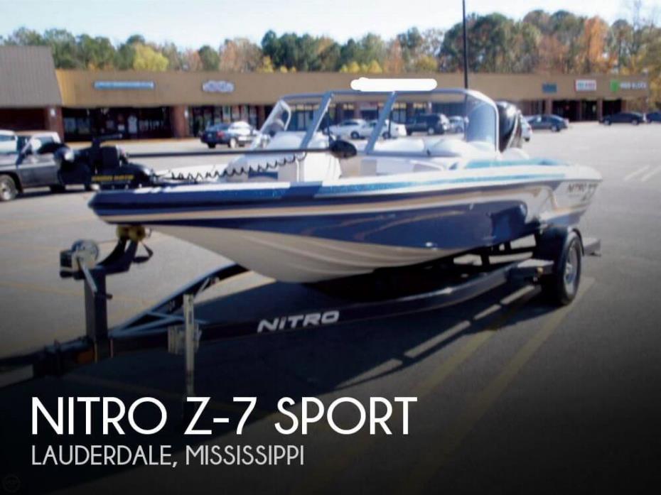 2012 Nitro Z-7 Sport