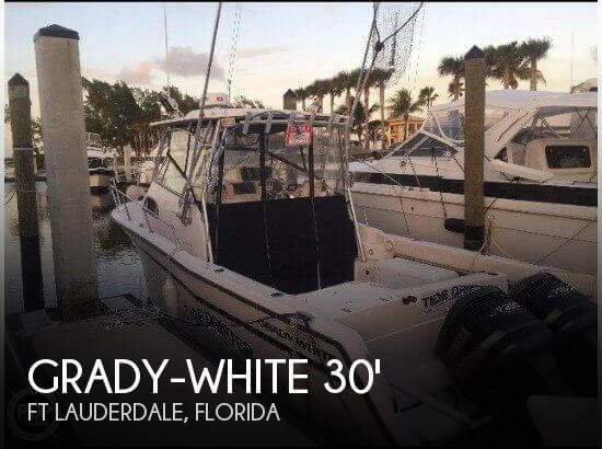 2001 Grady-White 300 Marlin