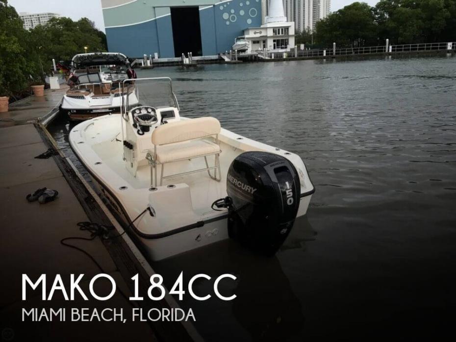 2012 Mako 184CC