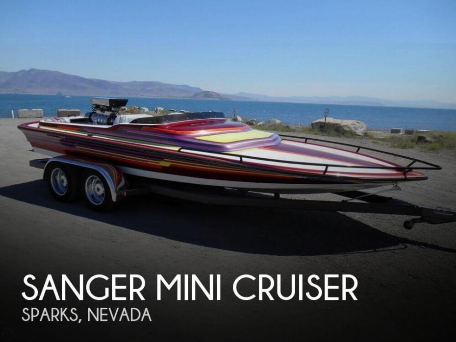 1982 Sanger Mini Cruiser