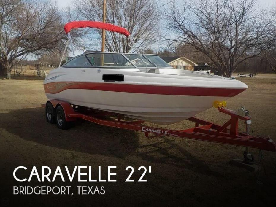 2008 Caravelle 206 Bow Rider
