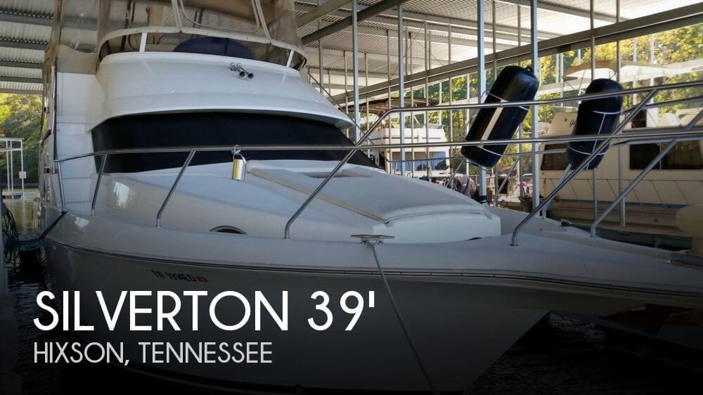 1999 Silverton 392 Motoryacht