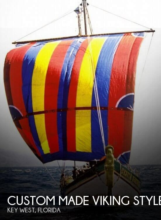 1991 Custom Made Viking Style 55