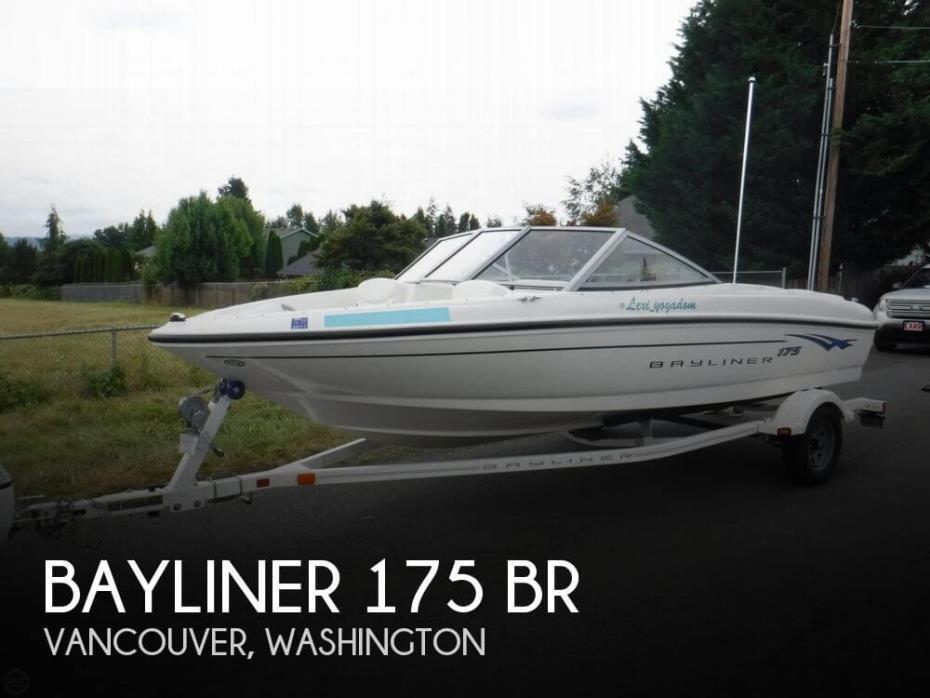 2008 Bayliner 175 BR