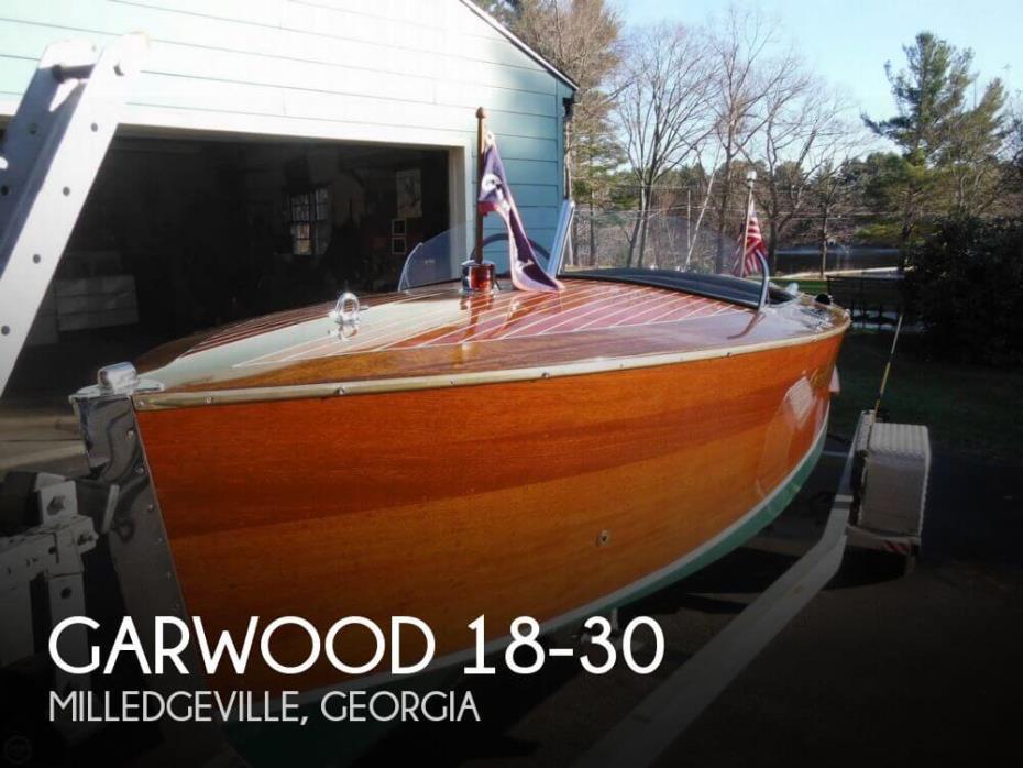 1933 Garwood 18-30