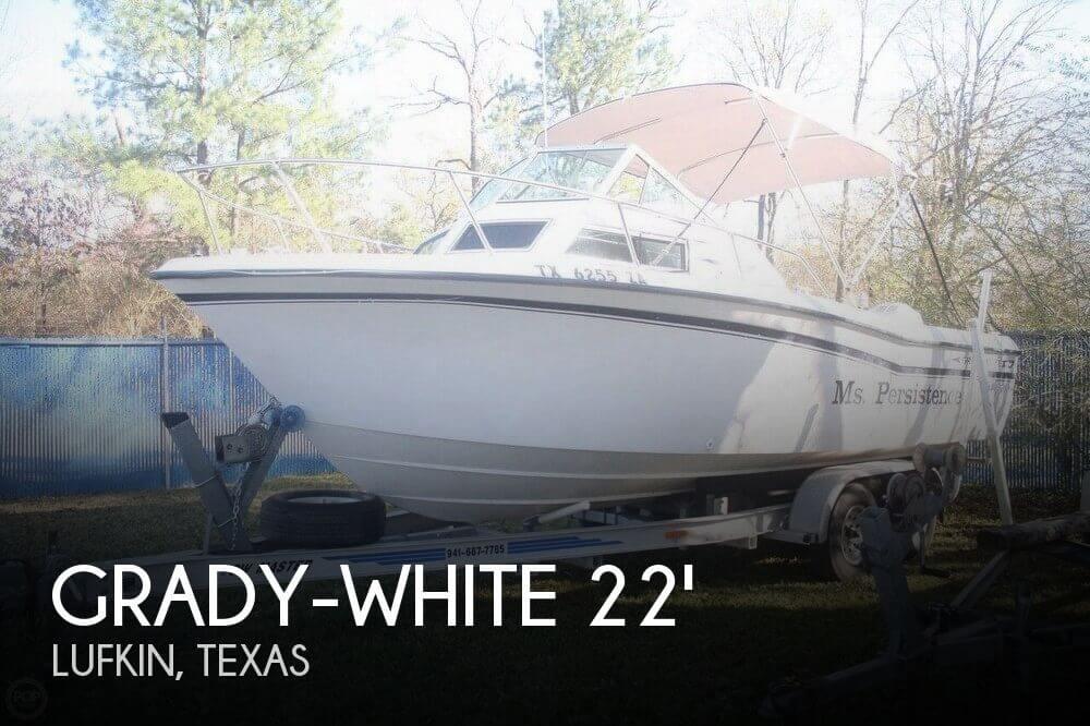 1982 Grady-White 226 Seafarer