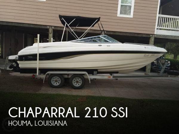 2004 Chaparral 210 SSI