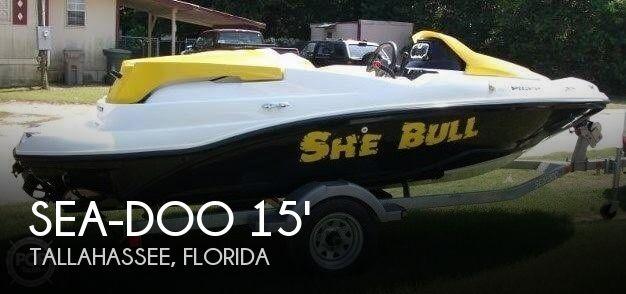 2011 Sea-Doo 150 Speedster