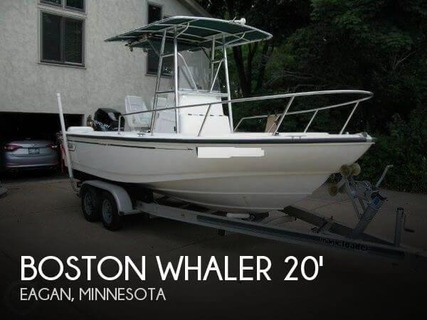 1998 Boston Whaler Outrage 20 CC