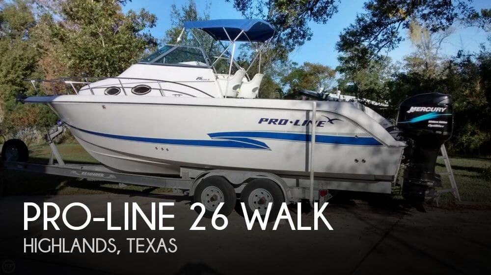2002 Pro-Line 26 Walk