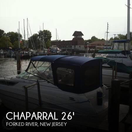 2001 Chaparral Signature 260
