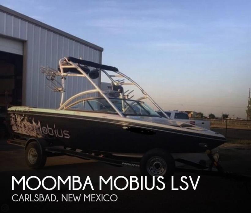 2010 Moomba Mobius LSV