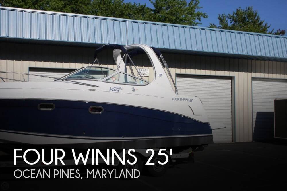 2004 Four Winns 268 Vista Cruiser