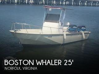 1983 Boston Whaler Outrage 25