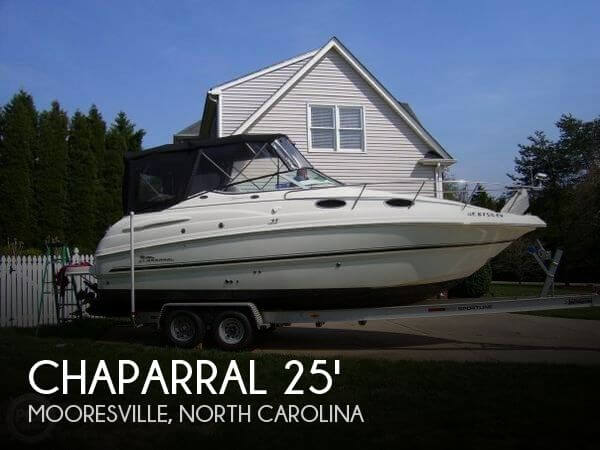 2002 Chaparral Signature 260