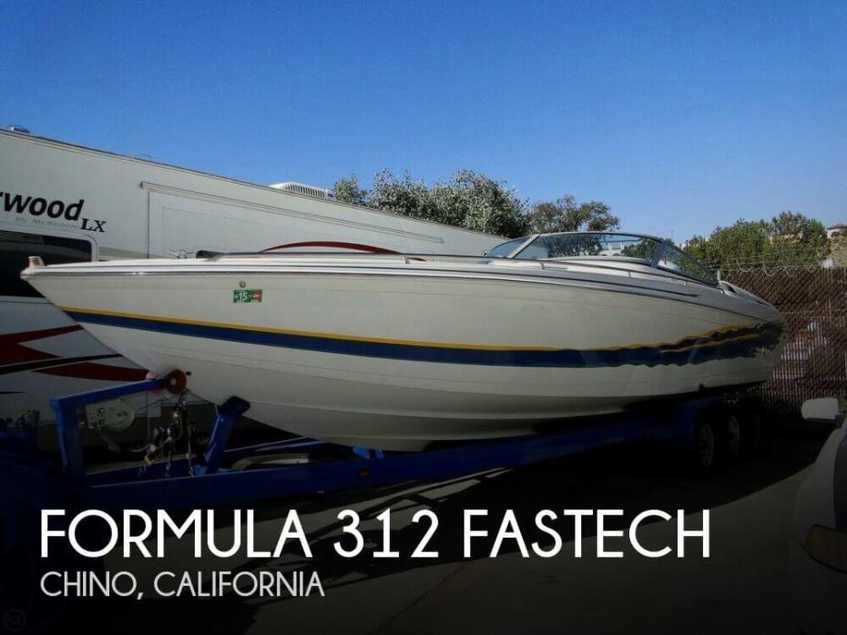 1999 Formula 312 Fastech