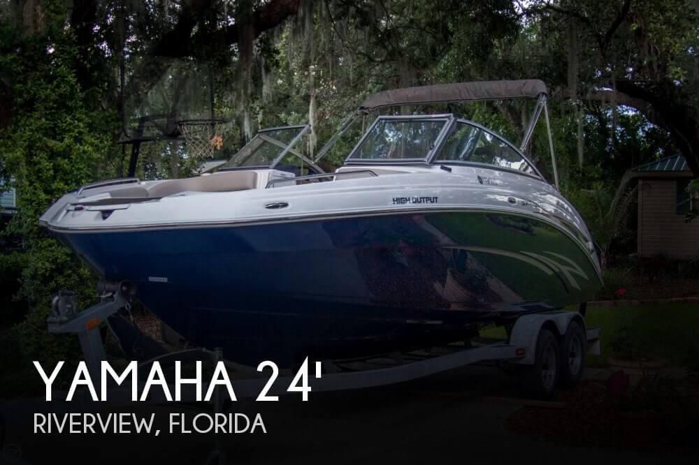 2010 Yamaha SX240 High Output