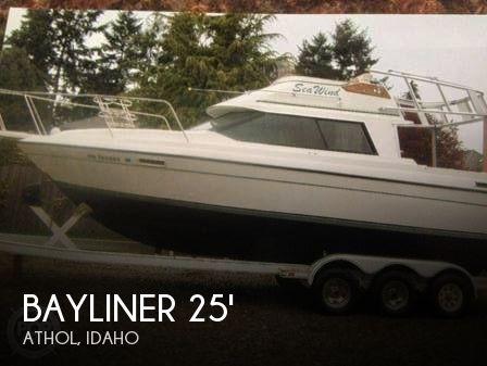 1991 Bayliner 2556 Ciera Command Bridge