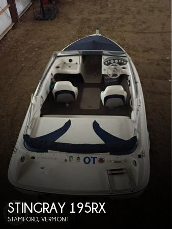 2013 Stingray 195RX