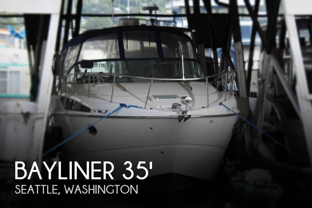 2008 Bayliner 340 Cruiser
