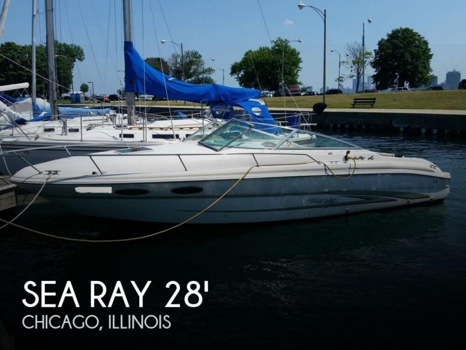 1997 Sea Ray 280 Sunsport