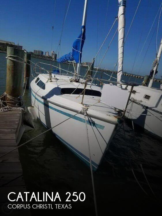 2002 Catalina 250
