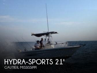 2007 Hydra-Sports 212 CC Lightning Series