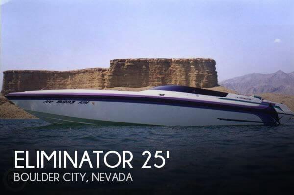 1996 Eliminator 250 Eagle XP