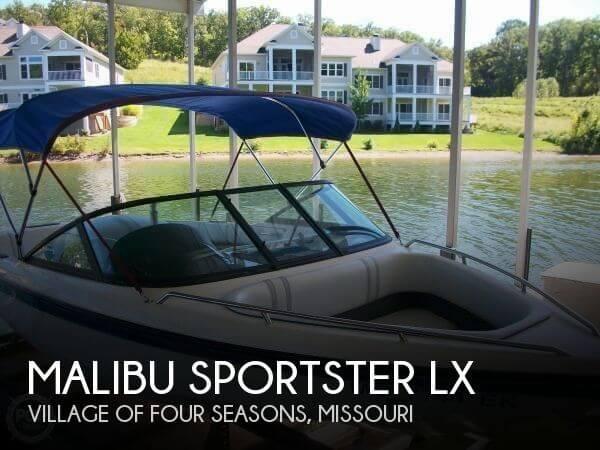1998 Malibu Sportster LX