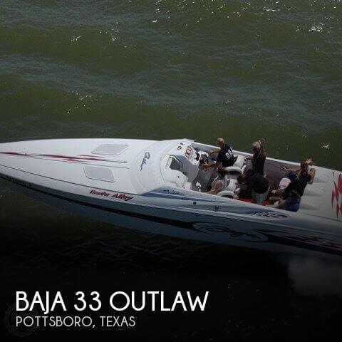 1999 Baja 33 Outlaw