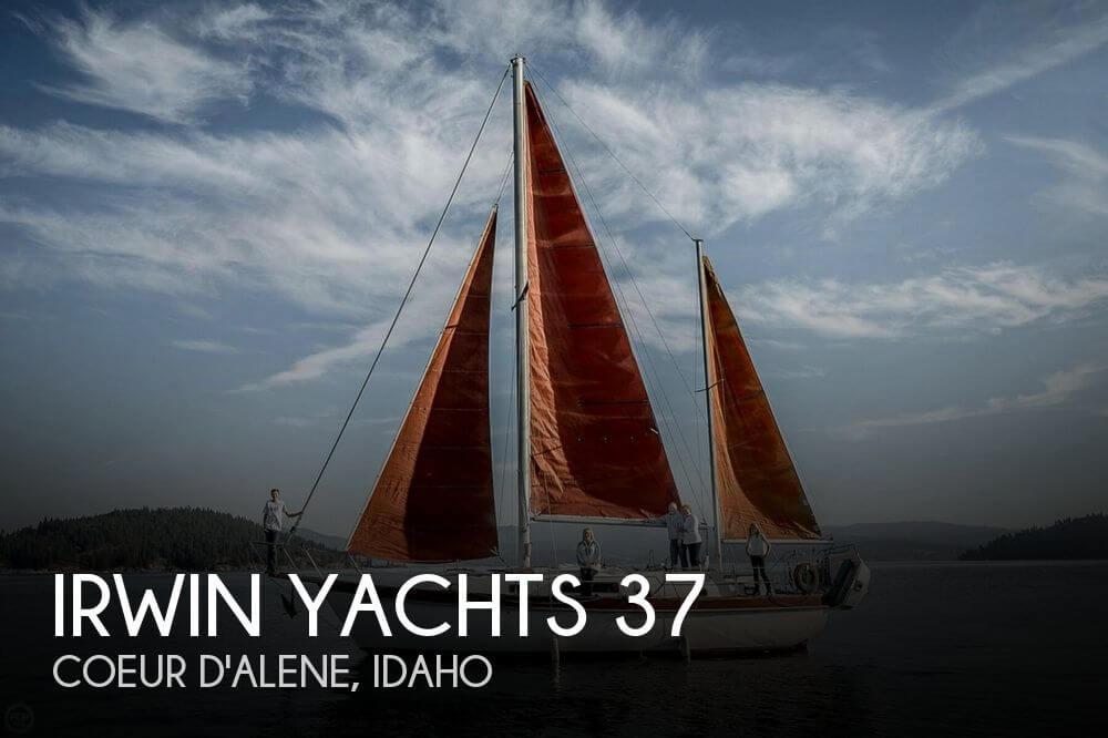 1979 Irwin Yachts 37