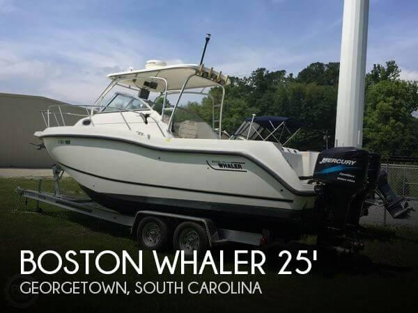 2003 Boston Whaler Conquest 255