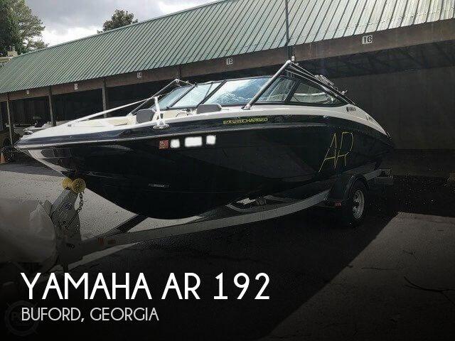 2015 Yamaha AR 192