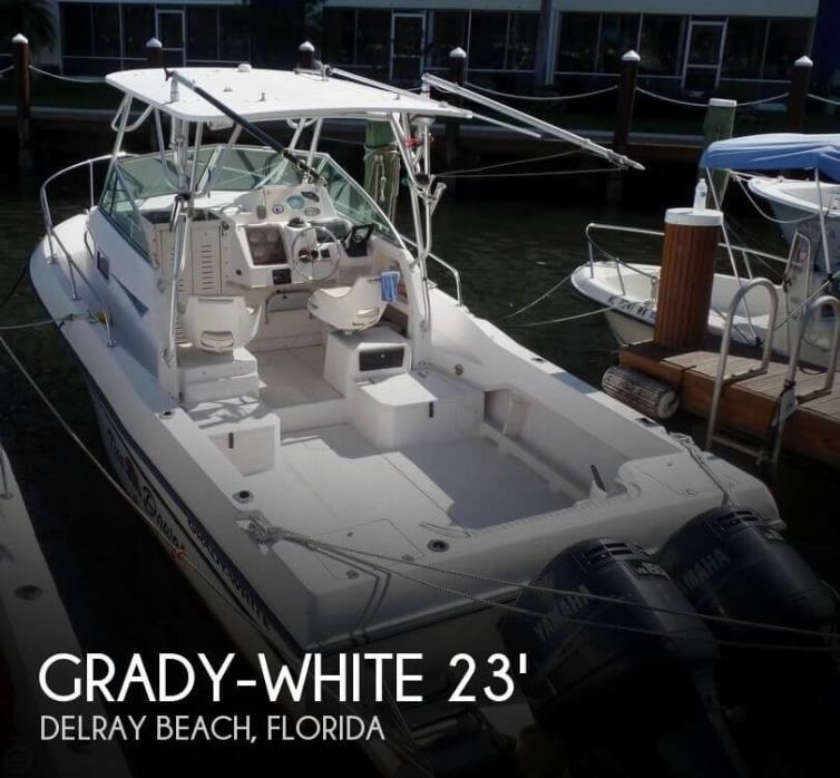 1999 Grady-White 232 Gulfstream