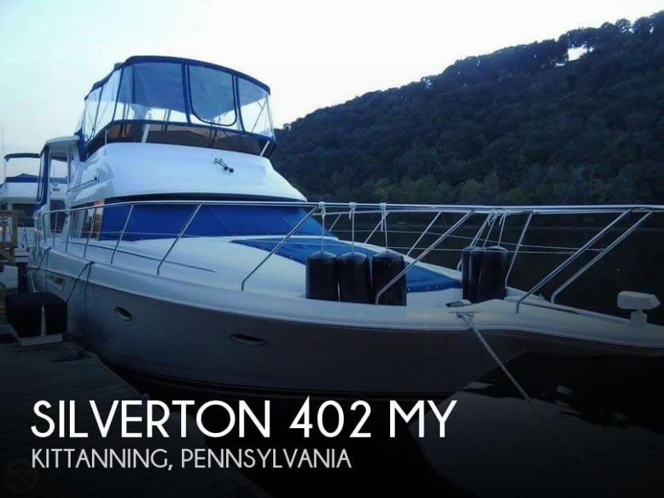 1998 Silverton 402 MY