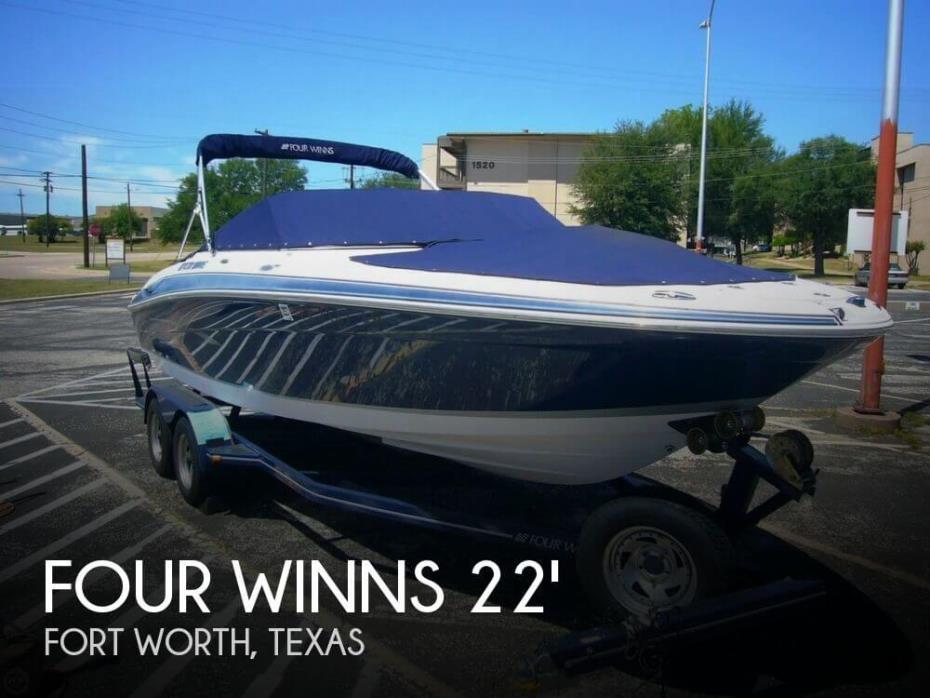 2007 Four Winns Horizon 220