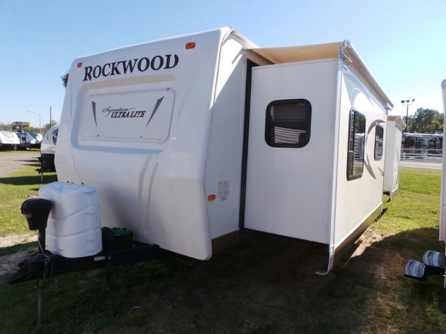 2012 FOREST RIVER ROCKWOOD SIGNATURE 8319SS